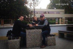 Студенты-КГИУ---в-Чехии