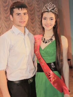 Мисс КГИУ 2013