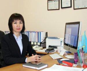 Салпенова Мадина Мейрамовна
